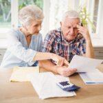 Seniors Paying Bills